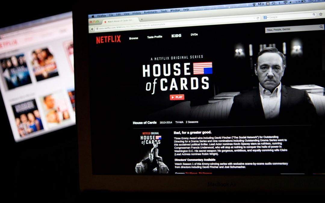 Netflix's Pursuit of TV Domination Has a New Step