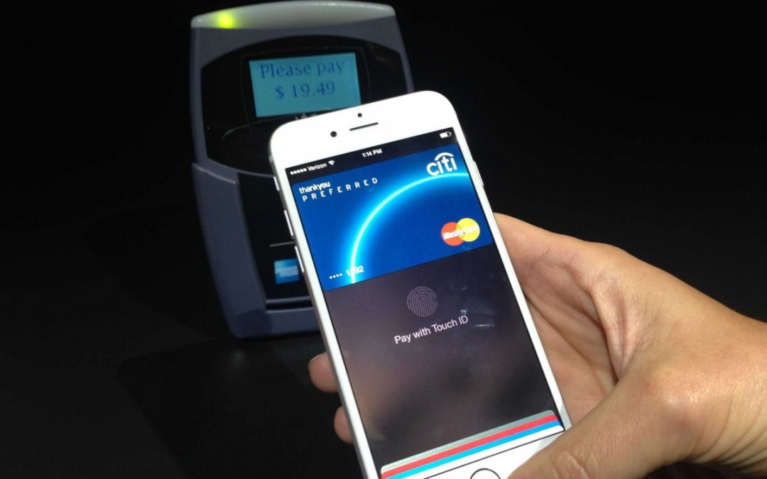 Apple Pay extends lead over eBay's PayPal